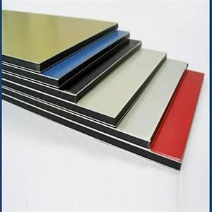 Panneau Composite Aluminium : en plastique en aluminium panneau composite panneau en ~ Edinachiropracticcenter.com Idées de Décoration