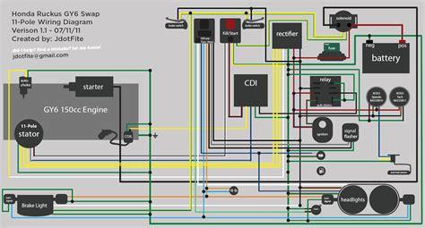 Ruckus Swap Wiring Diagram Honda Documentation