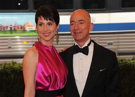 Who is Amazon's Jeff Bezos' wife? Mackenzie Bezos was born ...