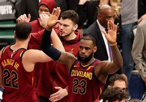 Cleveland Cavaliers vs. Indiana Pacers NBA Playoffs 2018 ...