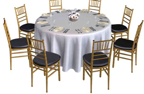 naperville table rental