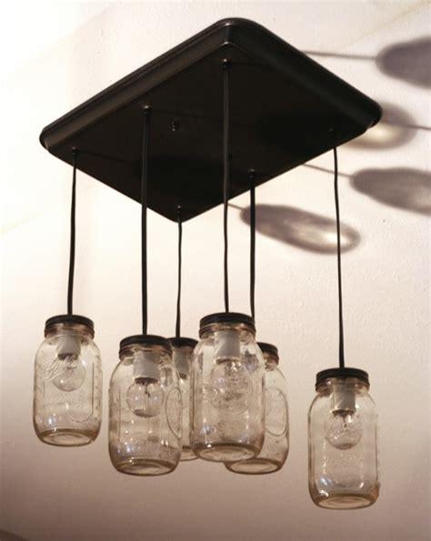 diy jar kitchen lights jar crafts