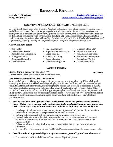 program support assistant resume quotes for administrative executive quotesgram