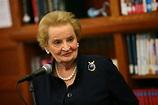 Madeleine Albright a war criminal? Scripps College's ...