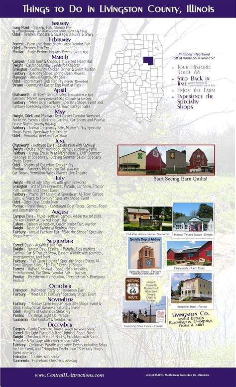 central illinois attractions