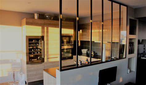 cuisine avec verri鑽e stunning cuisine moderne verriere contemporary matkin info matkin info