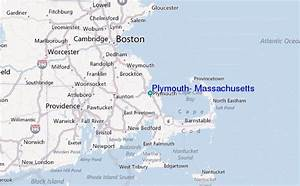 Plymouth, Massachusetts Tide Station Location Guide