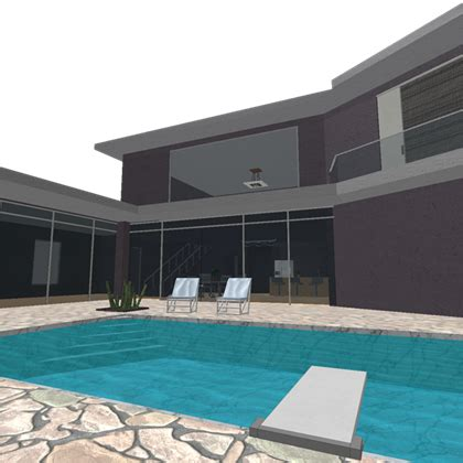 Houselife  Modern Mansion Roblox