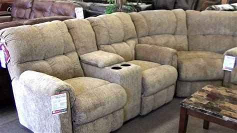 Sectional With Recliners by Recliner Sectional 4 Recliners With Cupholders