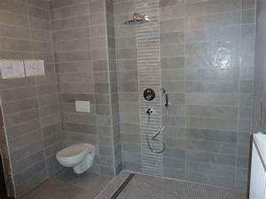 cheap inspiration carrelage mural salle de bain pour pose With pose de carrelage mural salle de bain