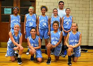 6th Grade Legends - Nittany Valley Youth Basketball