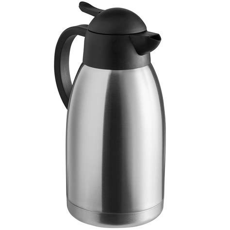 If you want the hottest information right now, check out our homepages where we put all our newest articles. Choice 64 oz. Insulated Thermal Coffee Carafe