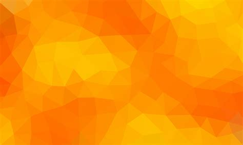 poly background orange color  software