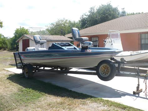 Fiberglass Bass Boats For Sale by Cobra Bass Boat 1989 For Sale For 1 750 Boats From Usa