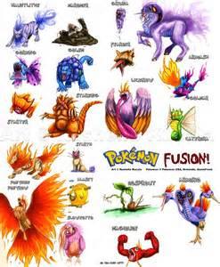 pokemon fusion generator all pokemon images