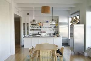 Agencer sa cuisine deco cuisine amenager cuisine for Petite cuisine équipée avec meuble buffet salle à manger
