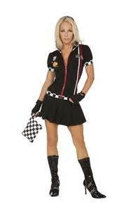 Pit Crew Princess Ladies Costume