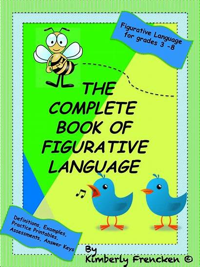 Language Figurative Similes Activities Imagery Literary Resources