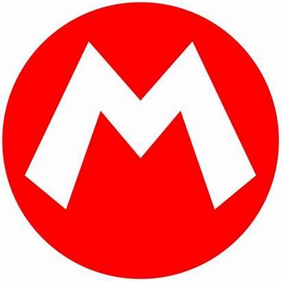 Mario Bros Super Svg Hat Emblem Kart