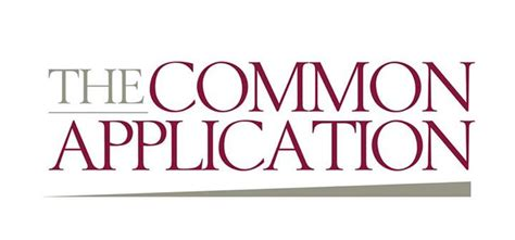 Image result for common application logo