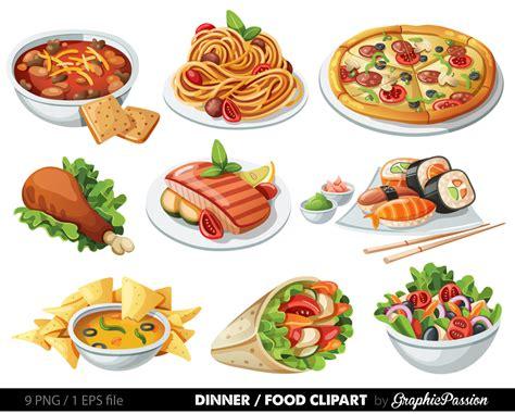 cuisine m food clipart clipart panda free clipart images