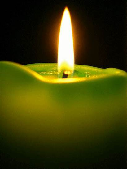 Animated Candles Bing Oscuridad Arcangel Healing Guardado