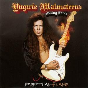 Yngwie J. Malmsteen's Rising Force - Perpetual Flame (CD ...