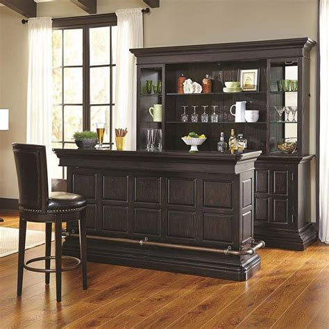 Bar Set by Burton Home Bar Set Pulaski Furniture Furniturepick