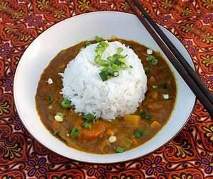 Riz Au Curry Japonais : recette vegan de curry japonais fait maison aux saveurs de l 39 orient ~ Nature-et-papiers.com Idées de Décoration