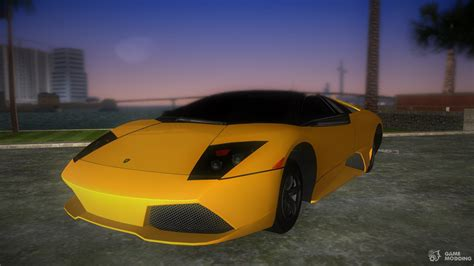 Lamborghini For Gta Vice City