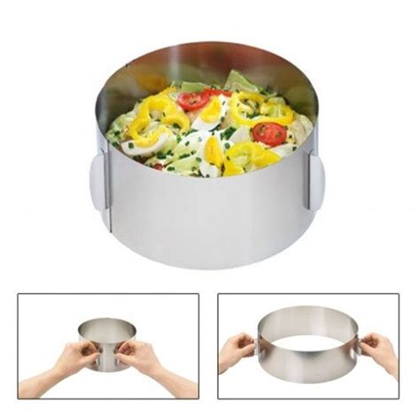 cercle de cuisine cercle a patisserie reglable table de cuisine