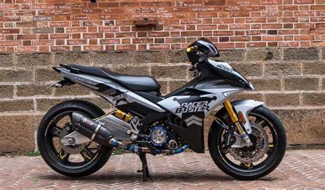 Yamaha Mx King Modification by Modifikasi Jupiter Mx King 150 Otobalancing
