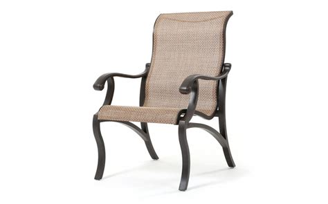 mallin volare sling dining chair
