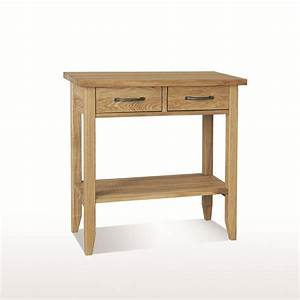 Windsor Dining Console Table 2 Drawers With Shelf