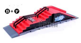 model b f mini r finger skatepark tech deck skate park