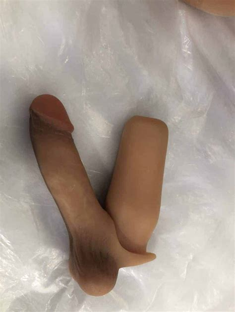 Silicone Sex Doll Penis Attachments Cloud Climax