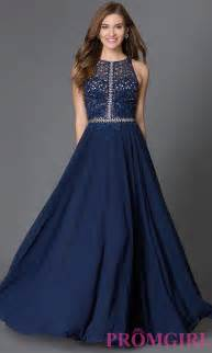 formal bridesmaid dresses illusion top racerback formal dress promgirl