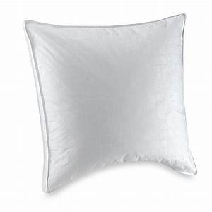 white goose feather european square pillow bed bath beyond With bed bath and beyond euro pillow insert