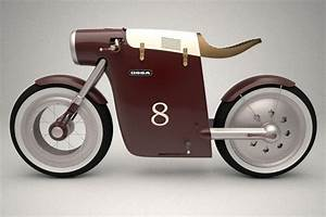 Ossa Monocasco Concept Bike By Art