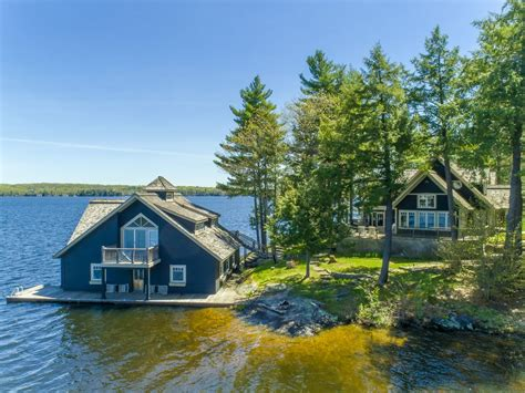 Fabulous Lake Muskoka Cottage Boathouse Homeaway
