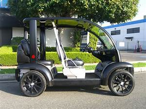 Ford Think Golf Cart