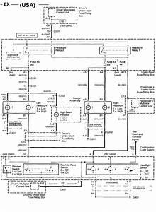 Diagram  1994 Honda Accord Radio Wiring Diagram Full