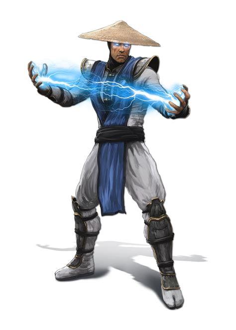 Raiden Rayden Mortal Kombat