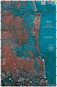Areas Chart Amelia Island Aerial Chart F127 Keith Map Service Inc