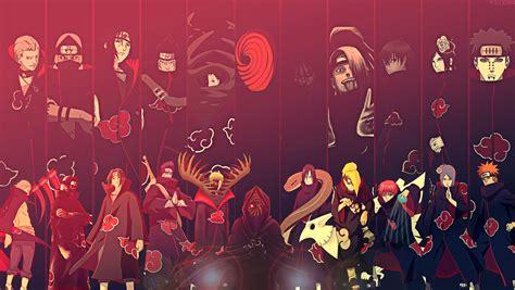 Really cool Akatsuki wallpaper : Naruto