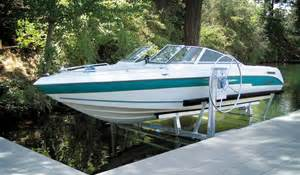 Boat Lift Helper For Sale by Cottage Docks Ontario Quality Docks Boat Lifts