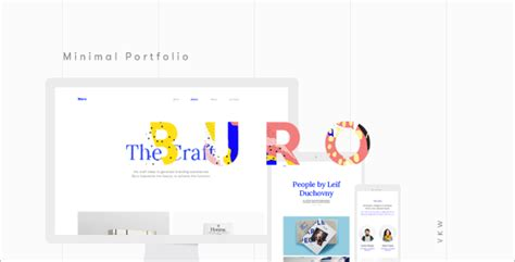 portfolio bootstrap templates free premium themes creative template