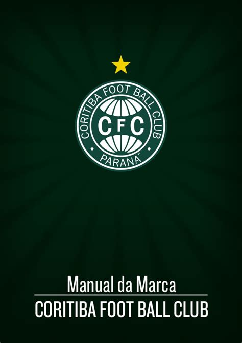 Manual marca do Coritiba Football Club