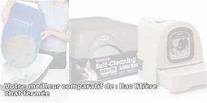 Litiere Chat Fermée : votre meilleur comparatif de bac liti re chat ferm e ~ Melissatoandfro.com Idées de Décoration