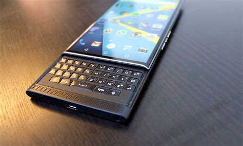blackberry priv review bb s android is suitably suity